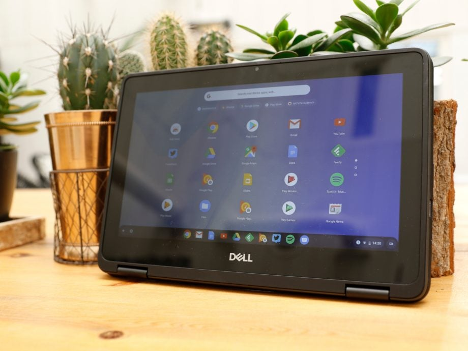 Dell Chromebook 3100 2-in-1 Review | Trusted Reviews