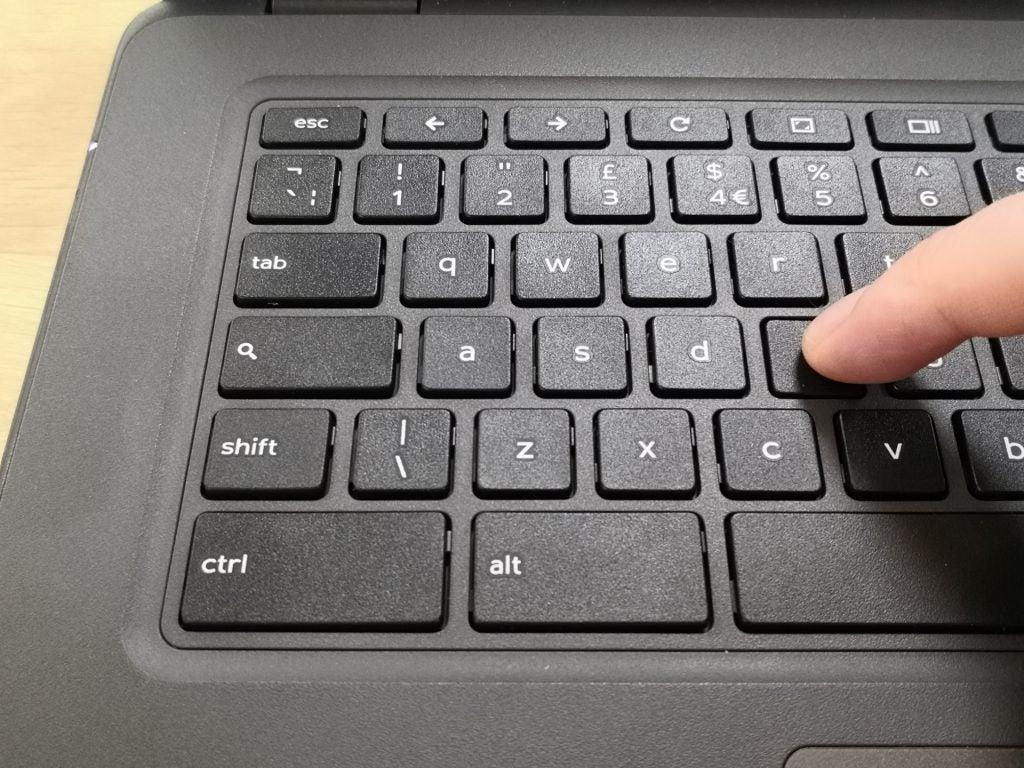Dell Chromebook 3400 review