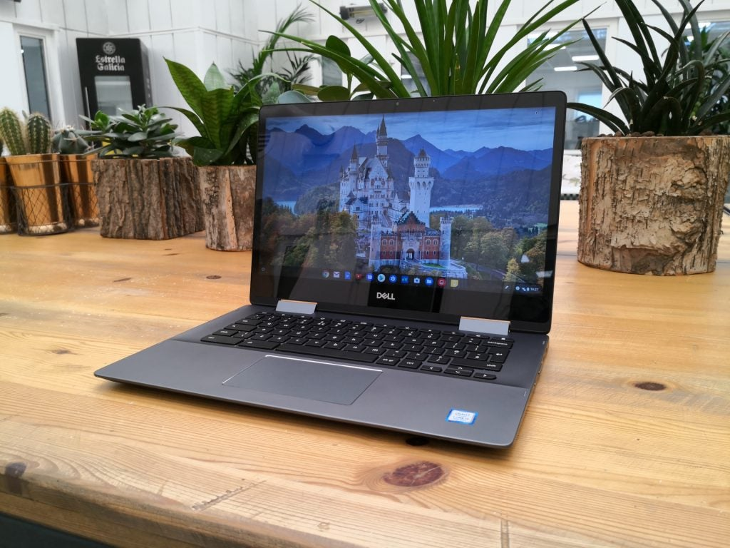 Dell Inspiron Chromebook 14 7000 2-in-1 review