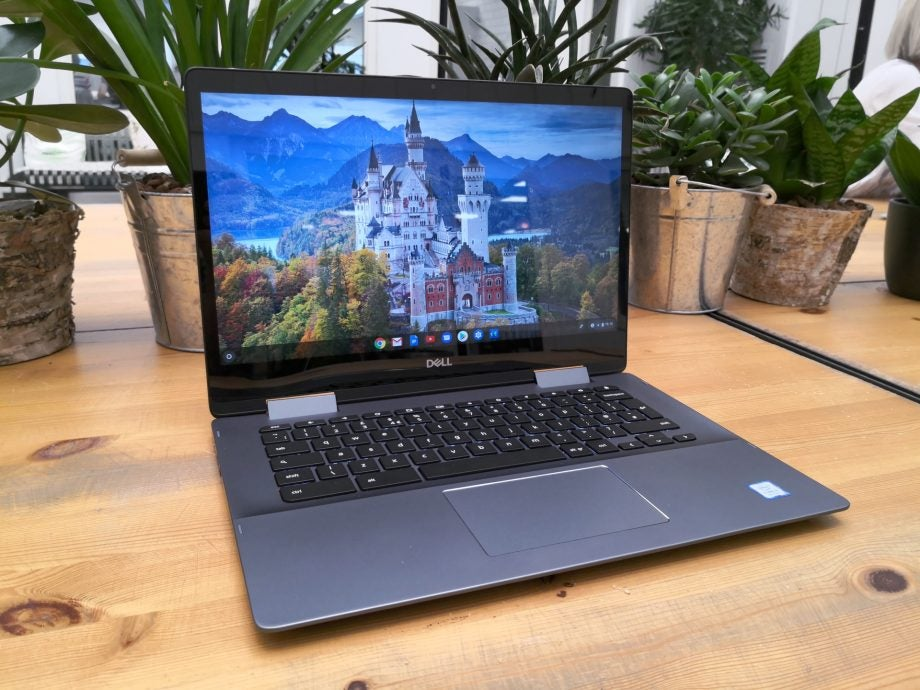 Dell Inspiron Chromebook 14 7000 2-in-1 Review | Trusted Reviews
