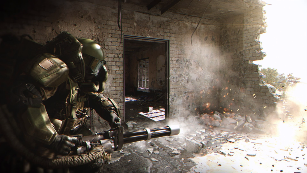 Call Of Duty Modern Warfare Hands On Preview Release Date And More