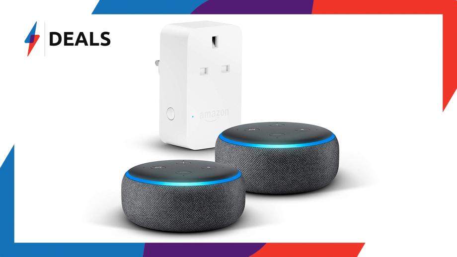 Echo Dot Smart Plug Bundle Deal