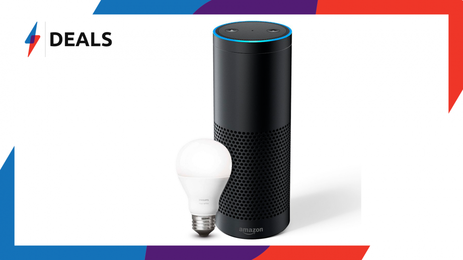 Echo Plus Philips Hue Bulb Bundle Deal