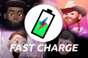 Fast Charge Memoji