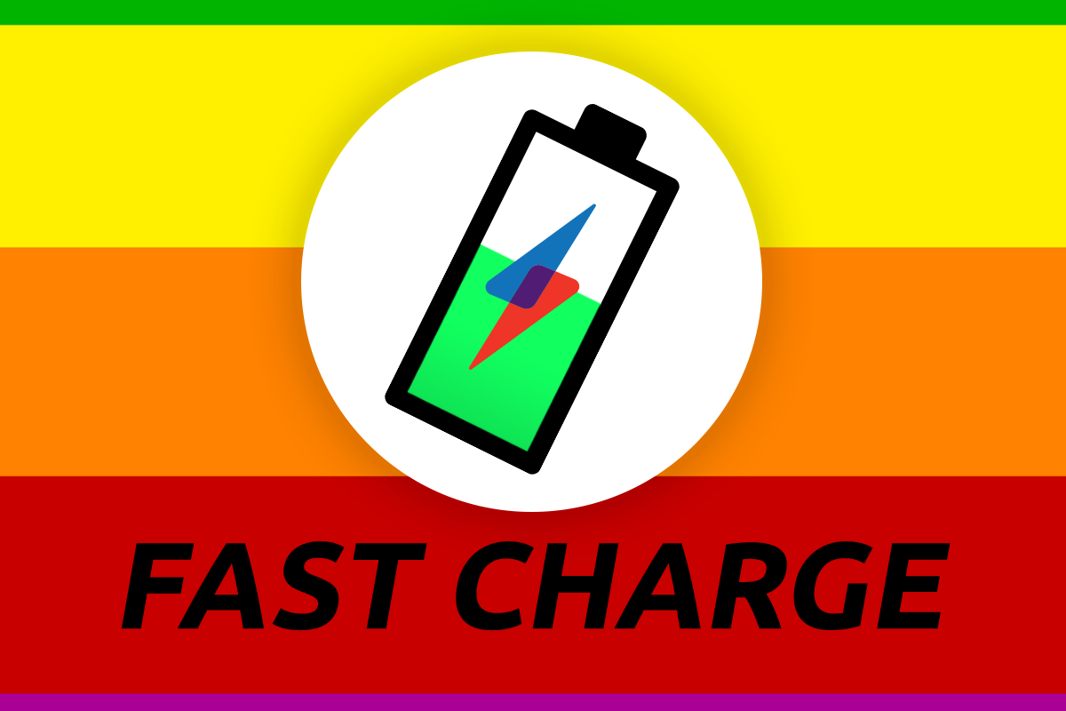 Apple going back to its rainbow wouldn't be the only step backwards it's taken recently: Fast Charge