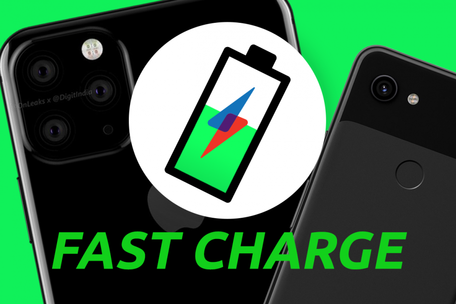 Fast Charge iPhone 11