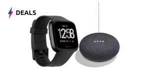 Fibit and Google Home Mini Deal
