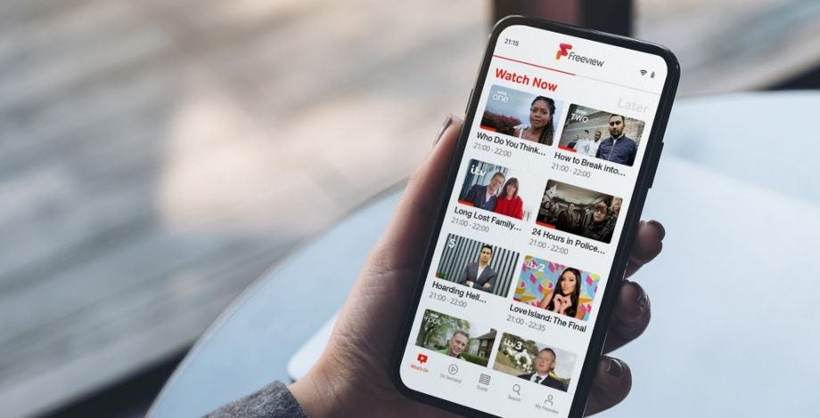 Freeview app finally brings live and on-demand TV to Android
