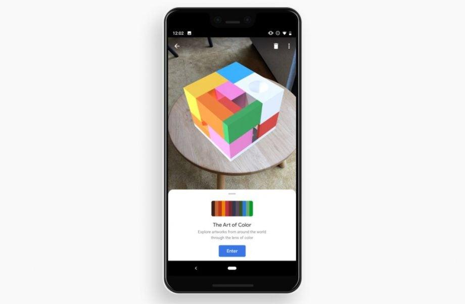 Google Art of Colour