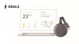 Google Home Hub Chromecast Deal