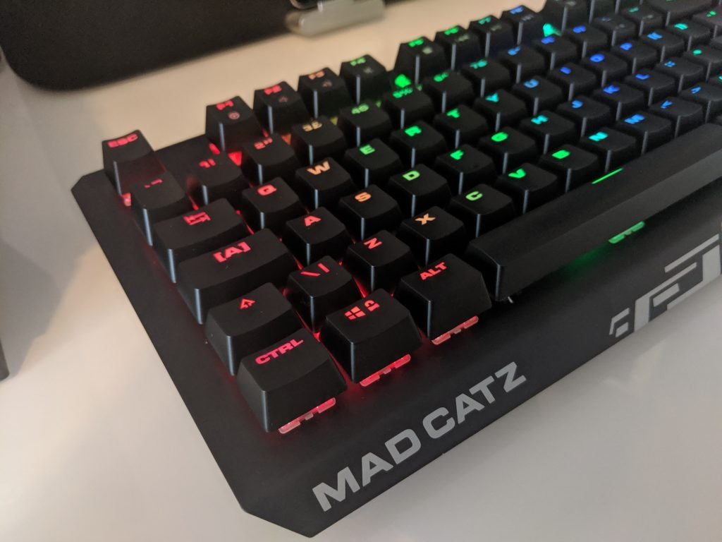 Mad Catz Strike 4 Keyboard