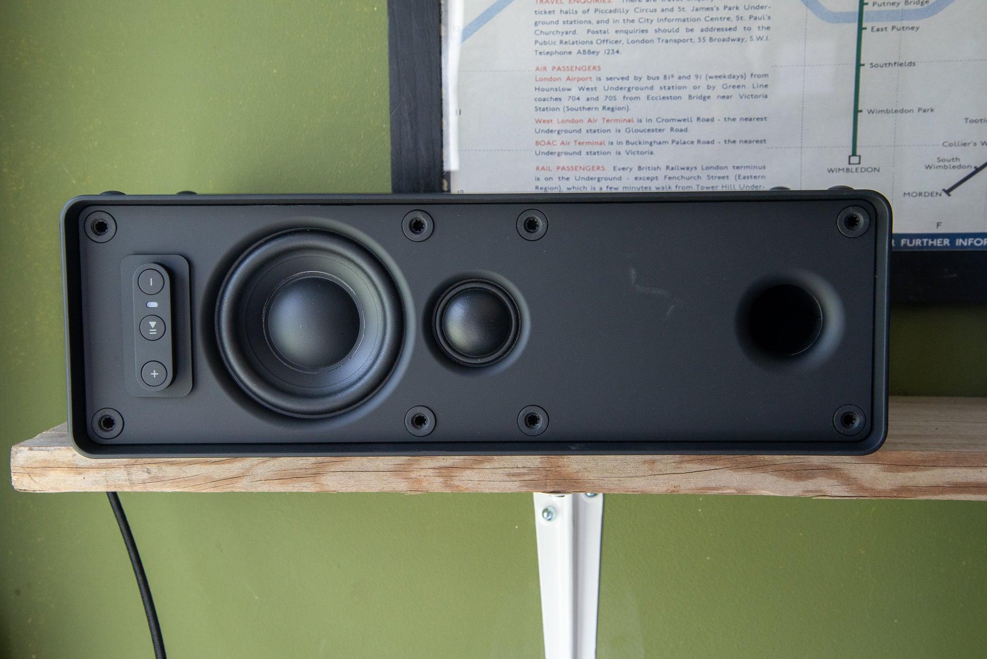 Ikea Symfonisk Bookshelf Speaker inside