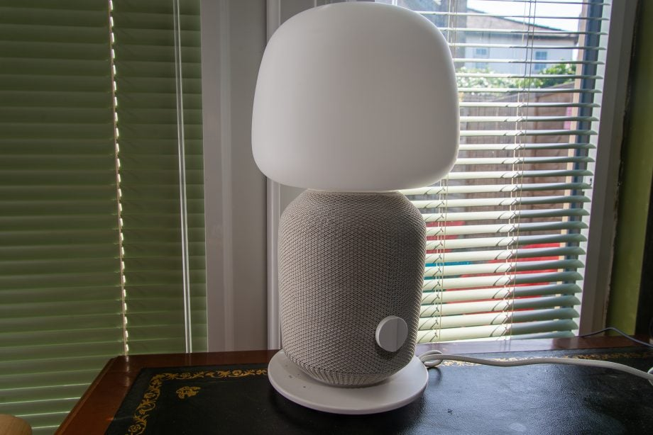 Ikea Symfonisk Table Lamp Speaker hero