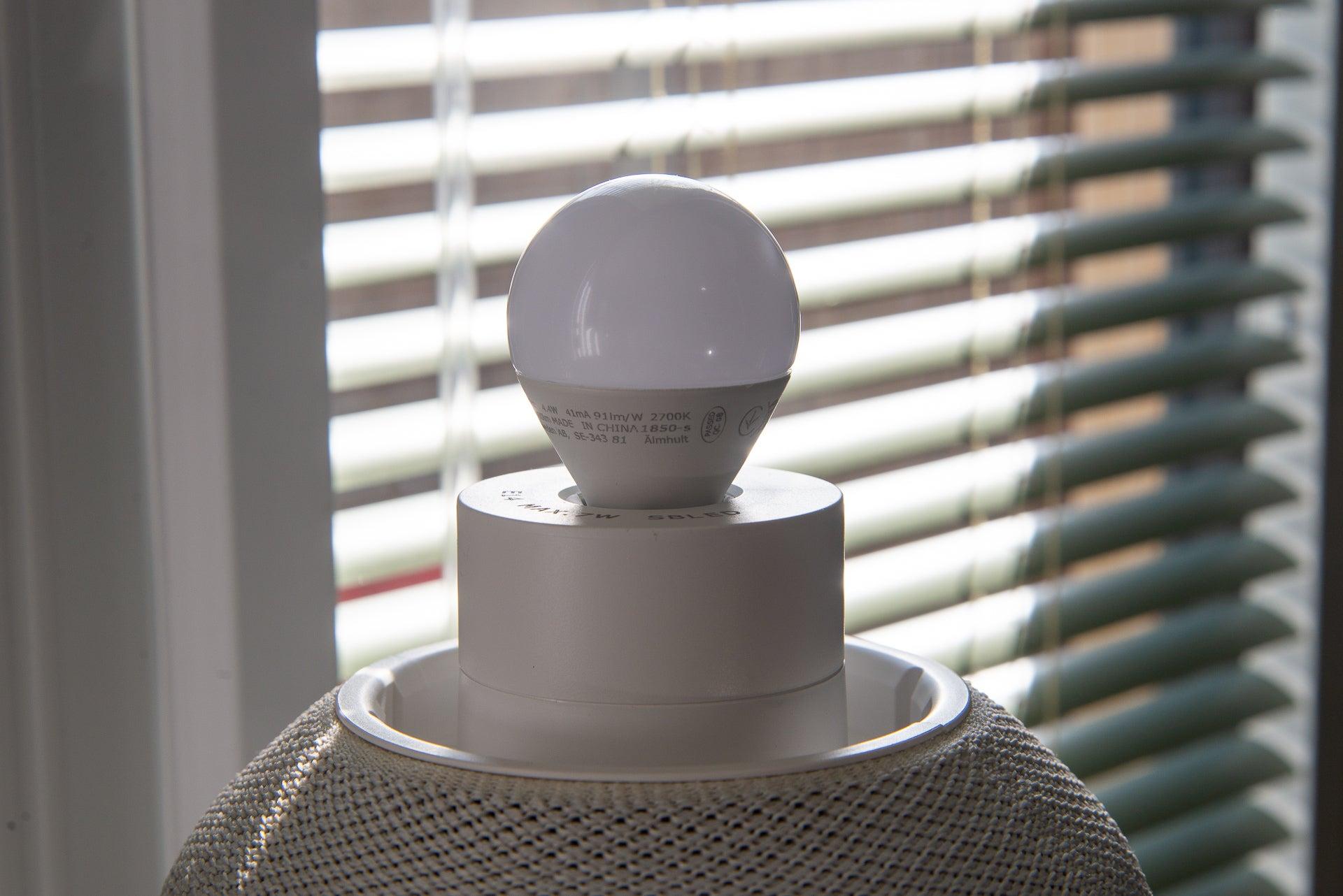 Sonos Ikea Symfonisk Table Lamp Speaker bulb fitting