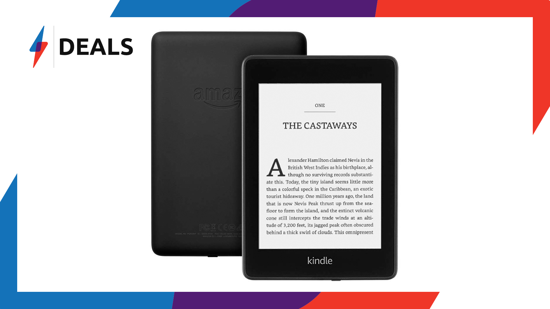 Crack the spine on this Kindle Paperwhite deal, now under £90