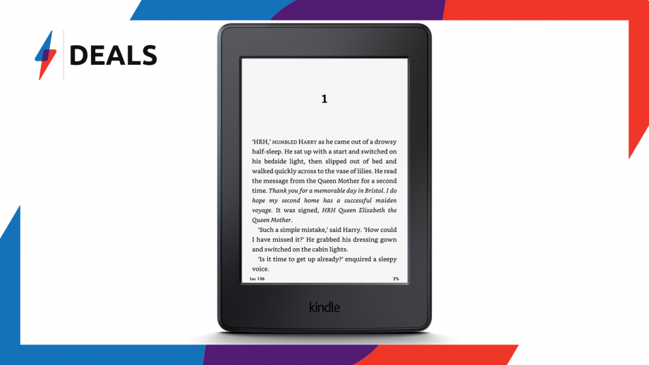 Save £25 on a Kindle Paperwhite in this Early Prime Day Deal