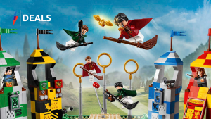 Lego Harry Potter Quidditch Deal