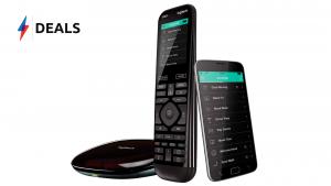 Logitech Harmony Elite Remote Control Deal