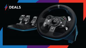 Logitech Steering Wheel Deal