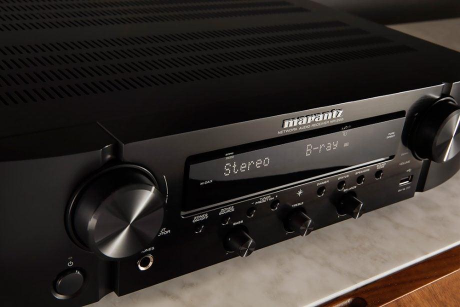Marantz's NR1200 stereo network receiver offers 'serious hi