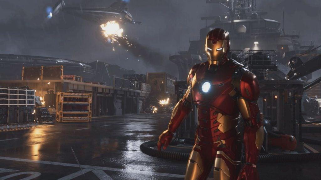 Image result for marvel's avengers