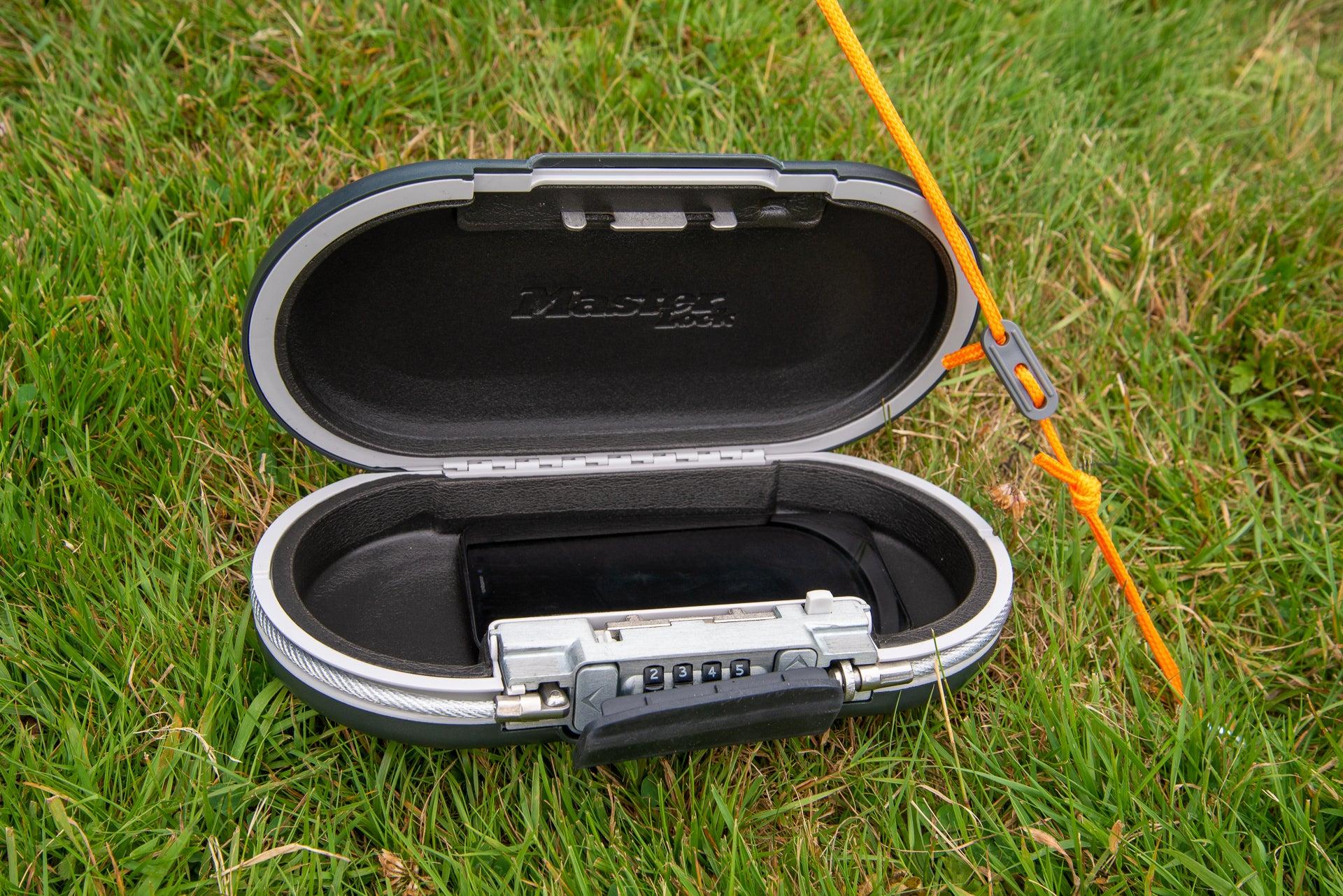 Master Lock Portable Safe