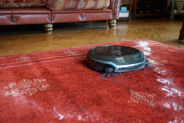 Miele Scout RX2 Home Vision Review 7