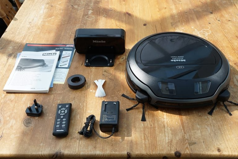 Miele Scout RX2 Home Vision Review 1