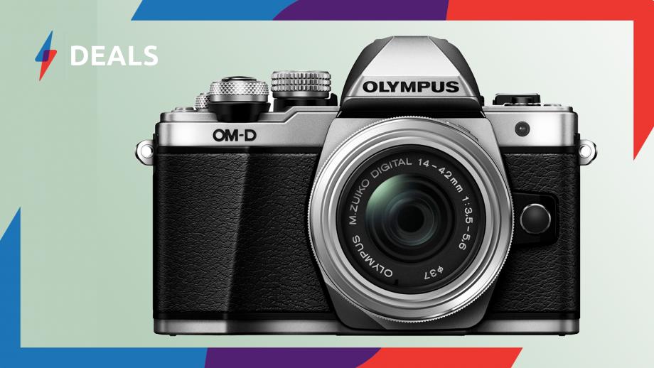 Olympus OMD EM10 II deal