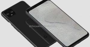 Pixel 4 bezel