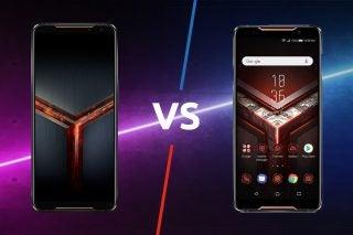 ROG Phone 2 VS hero