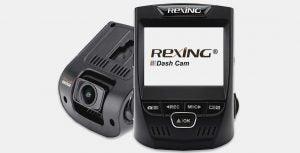 Rexing Dash Cam V1