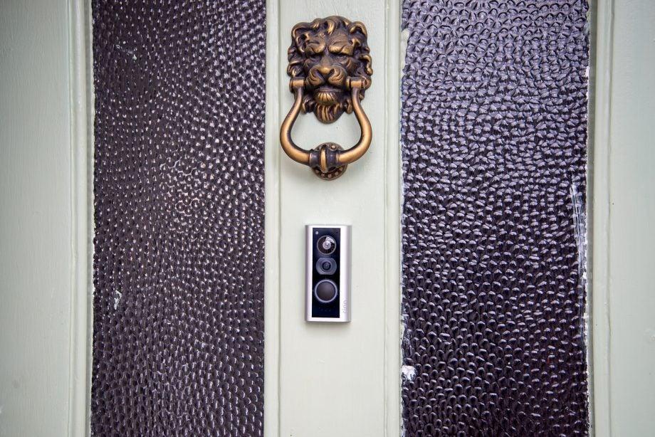 Ring Door View Cam front