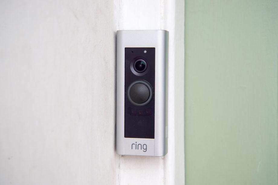 Ring Video Doorbell Pro hero