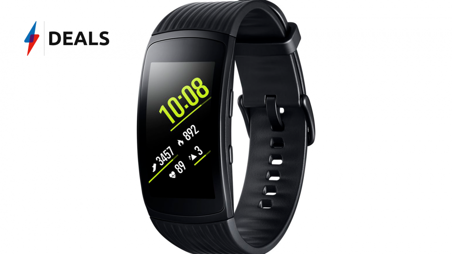 Now a Phenomenal £100 Price Slash on the Samsung Gear Fit2 Pro