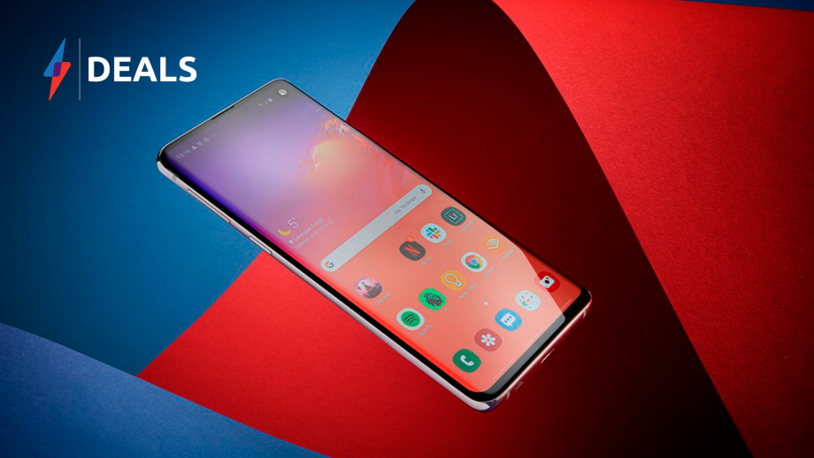 Pay £36 a Month and No Upfront Cost in this Phenomenal 512GB Samsung Galaxy S10 Contract Deal