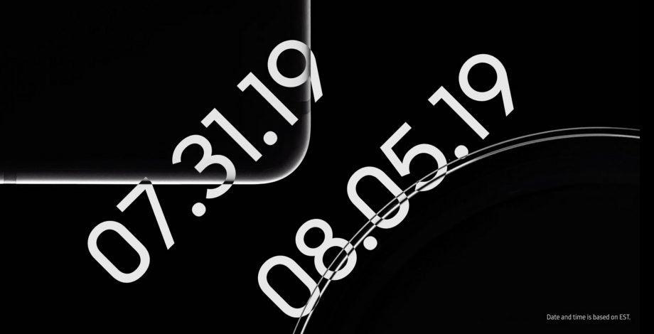 Samsung galaxy watch active 2 launch