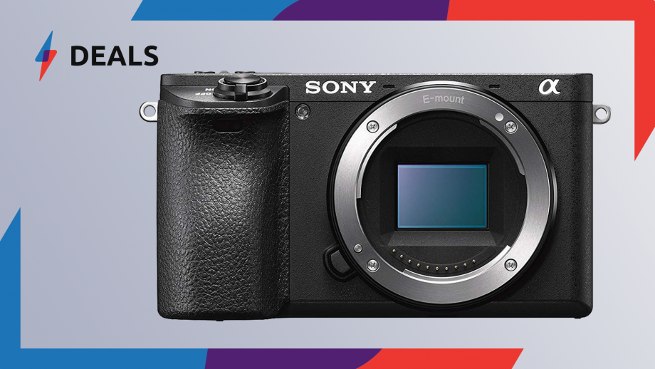 Prime Day price crash: Get the Sony A6500 for a phenomenal £649