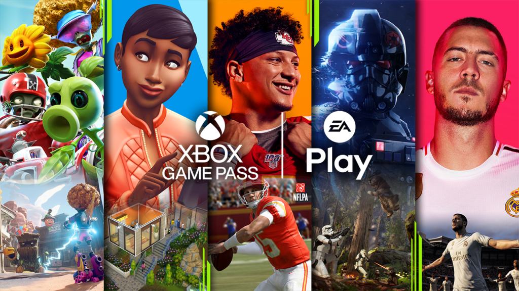 Xbox Game Pass: EA Play joins the service this November