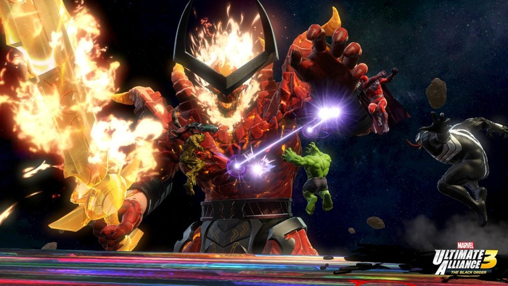 Marvel Ultimate Alliance 3 Review