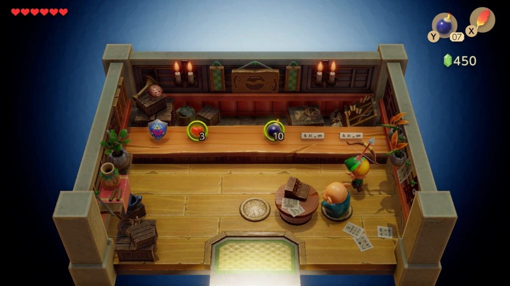 The Legend Of Zelda Links Awakening Preview Trusted Reviews