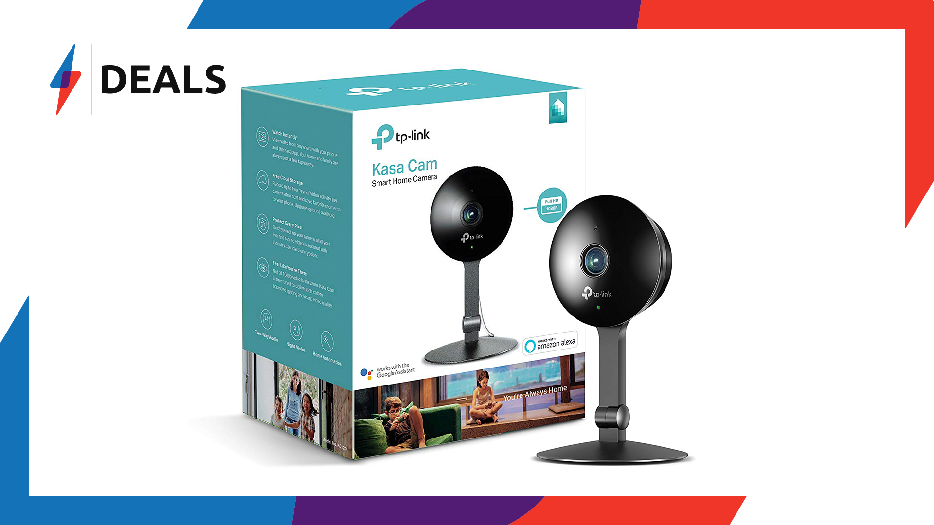 Tp Link Smart Security Camera Cheapest Price Yet In Prime