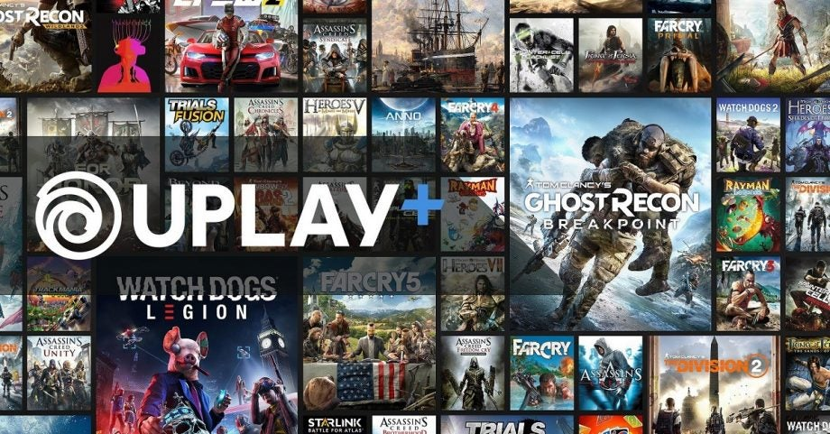 Here's all of the games coming to Ubisoft's Uplay+ subscription