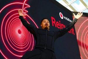 Vodafone 5G UK launch Juan De Jongh