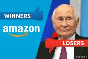 Winners and Losers: Amazon Prime Day, FaceApp falsely accused of being Russian spies