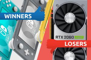 Winners Losers Nintendo nVidia