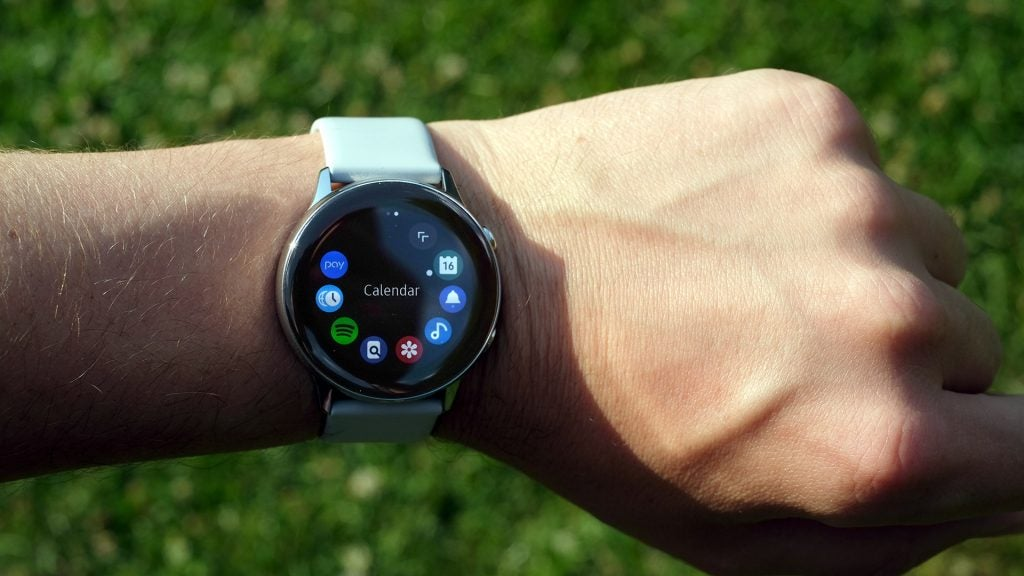 Samsung Galaxy Watch Active Review | Trusted Reviews