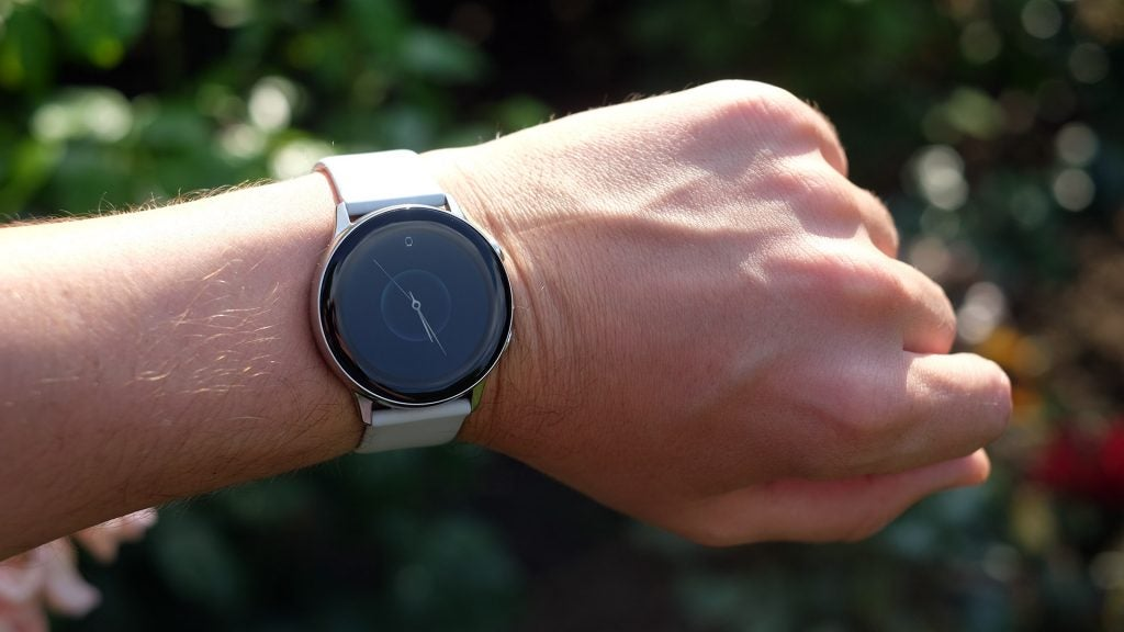 Samsung Galaxy Watch Active Review 12