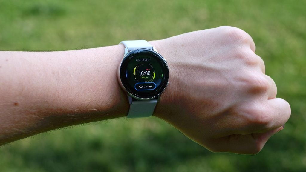 Samsung Galaxy Watch Active Review 7