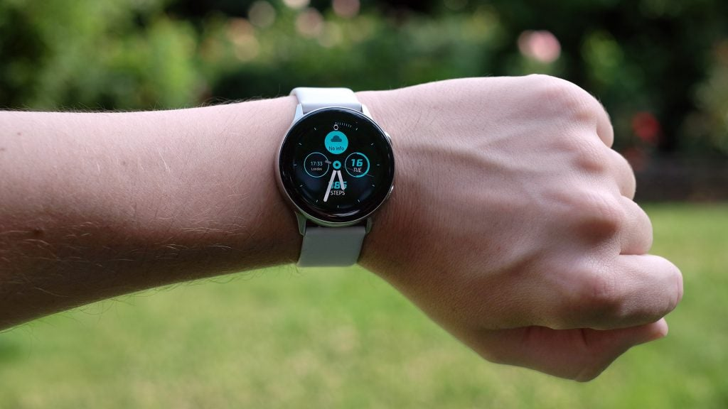 Samsung Galaxy Watch Active Review 6